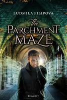 The Parchment Maze (МАСТИЛЕНИЯТ ЛАБИРИНТ, издание на английски език) (Е-книга)